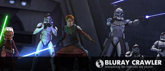 Clone Wars Series 2 Bluray