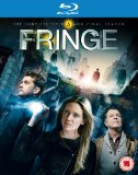 Fringe - Season 5 [Blu-ray][Region Free]