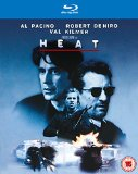 Heat [Blu-ray + UV Copy] [1995][Region Free]