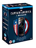 Captain America: 3-Movie Collection [Blu-ray]