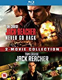 Jack Reacher: 2-Movie Collection [Blu-ray] [2016]