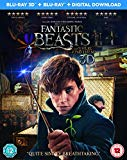 Fantastic Beasts and Where To Find Them [Blu-ray 3D] [2016] [2017]