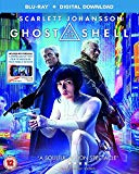 GHOST IN THE SHELL  Blu-RayTM + digital download [2017]