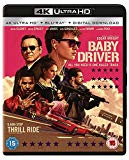 Baby Driver (2 Disc 4K & Blu-ray) [2017]
