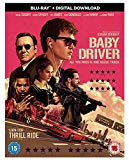 Baby Driver [Blu-ray] [2017]