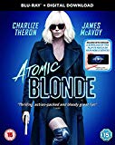 Atomic Blonde (BD + digital download) [Blu-ray] [2017]