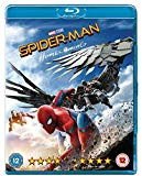 Spider-man Homecoming [Blu-ray] [2017]