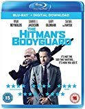The Hitman's Bodyguard [Blu-ray + UV] [2017]