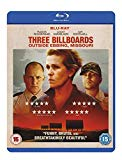 Three Billboards Outside Ebbing, Missouri [Blu-ray + Digital HD] [2018]