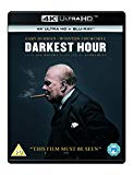 Darkest Hour [4KUHD Blu-Ray + Digital Download] [2018]