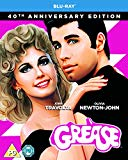 Grease 40th Anniversary (Blu-Ray) [Region Free]