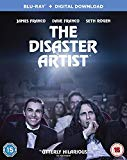 Disaster Artist [Blu-ray + Digital Download] [2017]