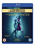 The Shape of Water [Blu-ray + Digital HD] [2018]