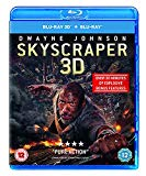 Skyscraper (3D Blu-ray + Blu-ray + Digital Download) [2018] [Region Free]