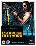 Escape From New York [Blu-ray] [2018]