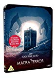 Doctor Who The Macra Terror [Blu-Ray Steelbook] [2019]