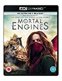 Mortal Engines (4K UltraHD + Blu-ray + Digital Download) [2018] [Region Free]