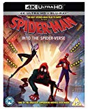 Spider-man Into The Spider-Verse [4K Ultra HD] [Blu-ray] [2018] [Region Free]