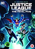 Justice League Fatal Five [Blu-ray] [2019]