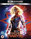 Captain Marvel [Blu-ray 4K] [2019] [Region A & B & C]