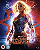 Captain Marvel [Blu-ray] [2019] [Region A & B & C]