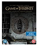 Game of Thrones: Season 8 Steelbook [Blu-ray] [2019]