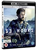 13 Hours: The Secret Soldiers of Benghazi 4K [Blu-ray] [2019] [Region Free]