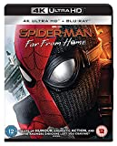 Spider-Man: Far From Home [4K Ultra HD] [Blu-ray] [2019] [Region Free]