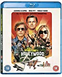 Once Upon a Time in... Hollywood [Blu-ray] [2019] [Region Free]