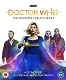 Doctor Who - Complete Series 12 [Blu-ray] [2020]