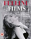 Fellini Four Films 8 1/2 Box Set [Blu-ray]