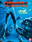 Piranha 2: The Spawning (Limited to 3000 Units) [Blu-ray] [2020]