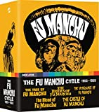 The Fu Manchu Cycle 1965-1969 (Limited Edition) [Blu-ray] [2020]