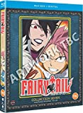 Fairy Tail Collection 7 (Episodes 143-164) [Blu-ray]