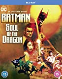 Batman: Soul of the Dragon [Blu-Ray] [2021] [Region Free]