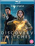 A Discovery of Witches Season 2 Blu-Ray