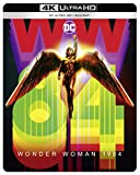 Wonder Woman 1984 [Amazon Exclusive Steelbook] [UHD] [2020] [Blu-ray] [Region Free]